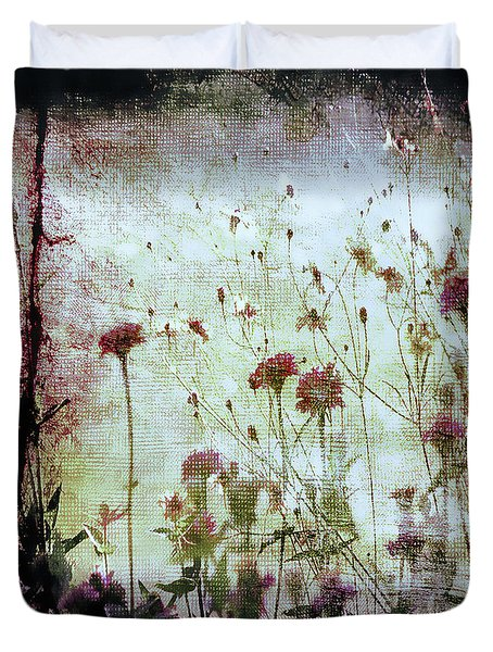 Wonderland Duvet Cover by Trish Mistric