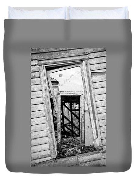 Wonderwall Duvet Cover