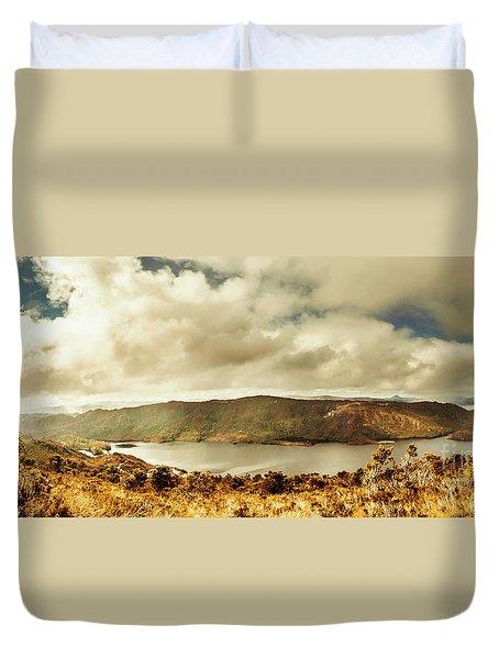 Wondrous Australia Wilderness  Duvet Cover