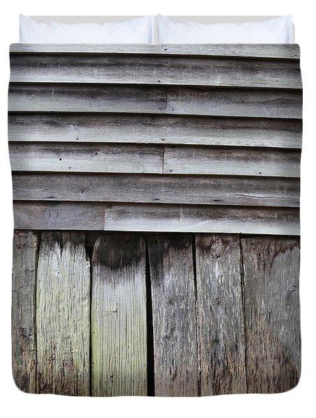 Wood Duvet Cover