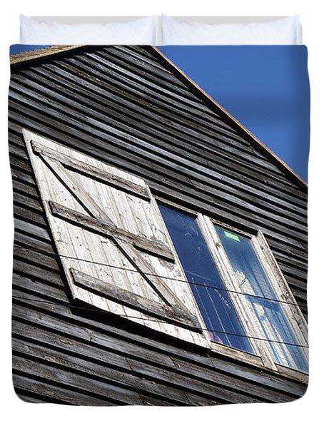 Wooden Duvet Cover