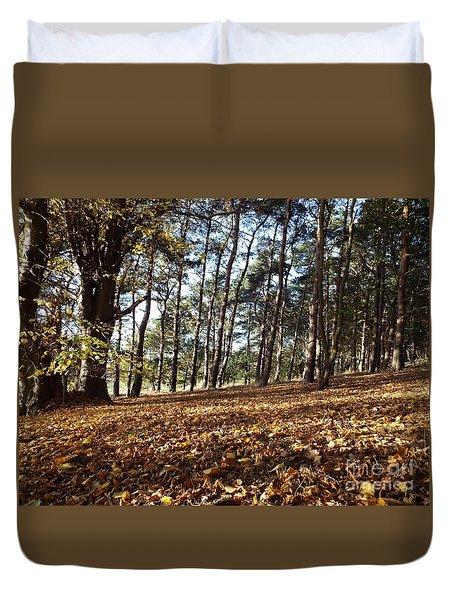 Woodland Carpet Duvet Cover