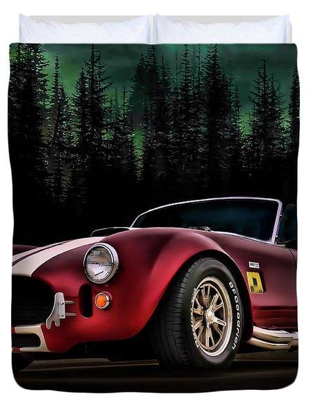 Woodland Cobra Duvet Cover