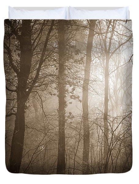 Woodland Glade 3 Duvet Cover