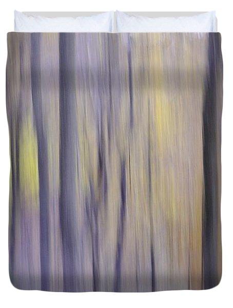 Woodland Hues Duvet Cover