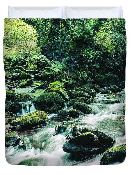 Woodland Journey Duvet Cover