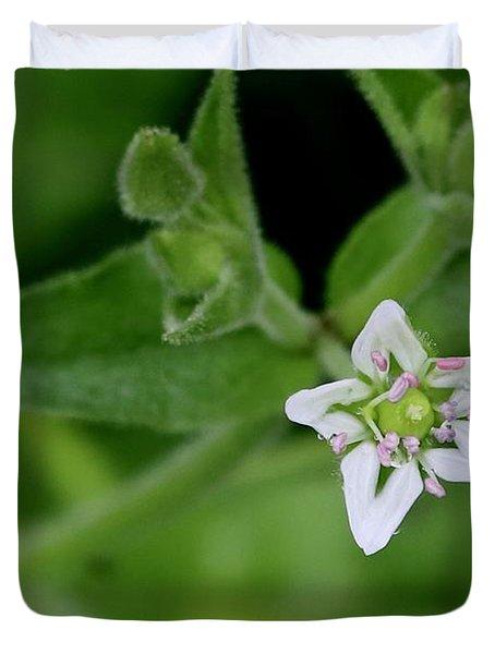 Woodland Wildflower Duvet Cover