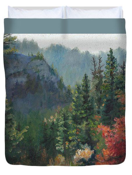 Woodland Wonder Duvet Cover