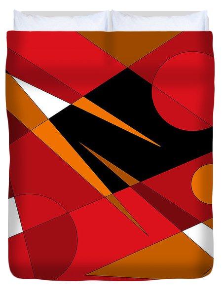 Woodwind Duvet Cover