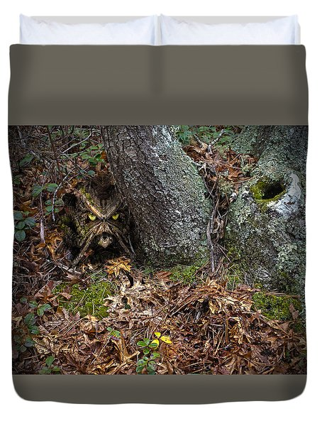 Woody 93 In The Wild Duvet Cover