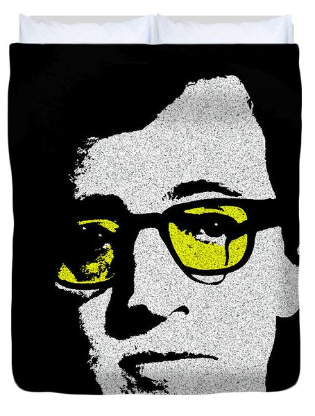 Woody Allen Duvet Cover