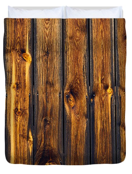 Woody Tiger Duvet Cover