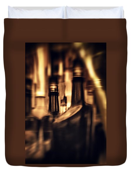 Woozy Duvet Cover by Rajiv Chopra