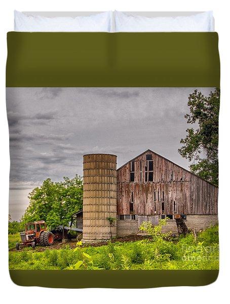 Working Barn Duvet Cover
