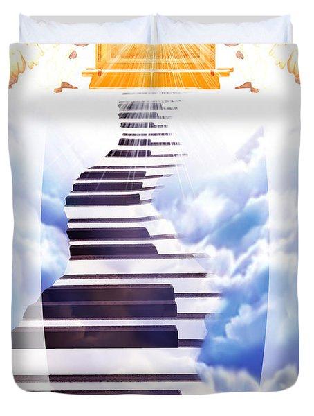 Worship Encounter Duvet Cover