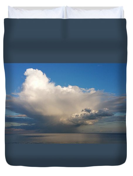 Worthing Cloudscape2 Duvet Cover