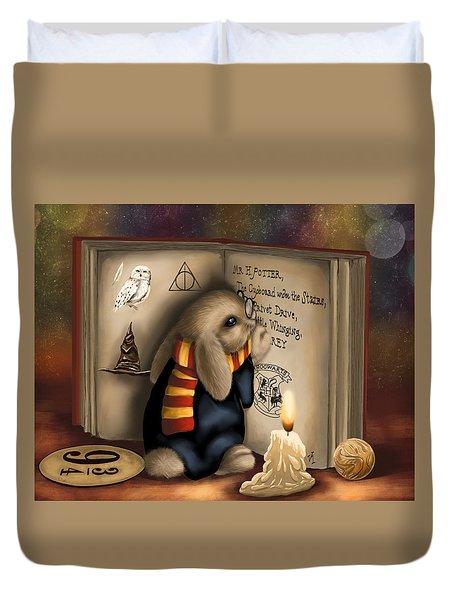Wow I'm Harry Potter Duvet Cover