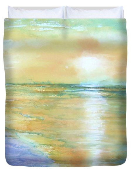 Wow Sunset Duvet Cover