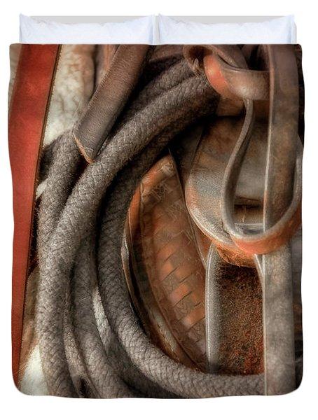 Wrangler Tools Duvet Cover