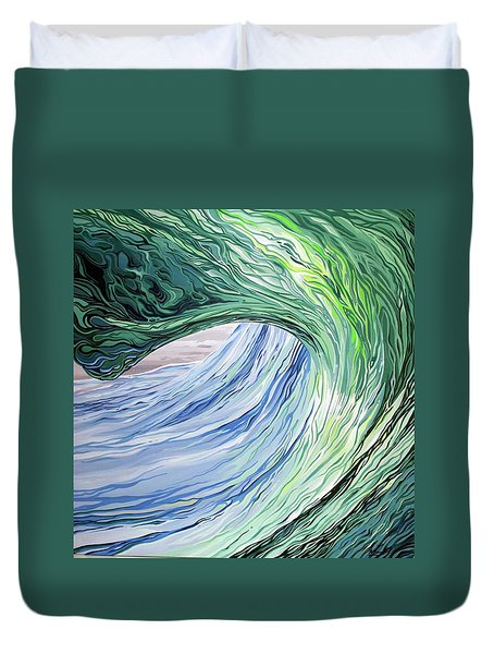 Wrap Around Duvet Cover