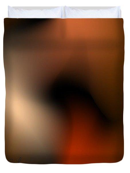 Wrinkle Duvet Cover by Leo Symon