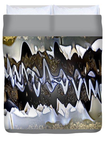 Wwaatteerr Duvet Cover