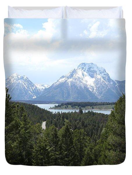 Wyoming 6490 Duvet Cover