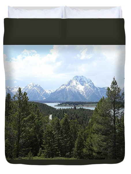Wyoming 6490 Duvet Cover