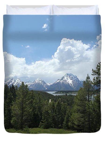 Wyoming 6500 Duvet Cover