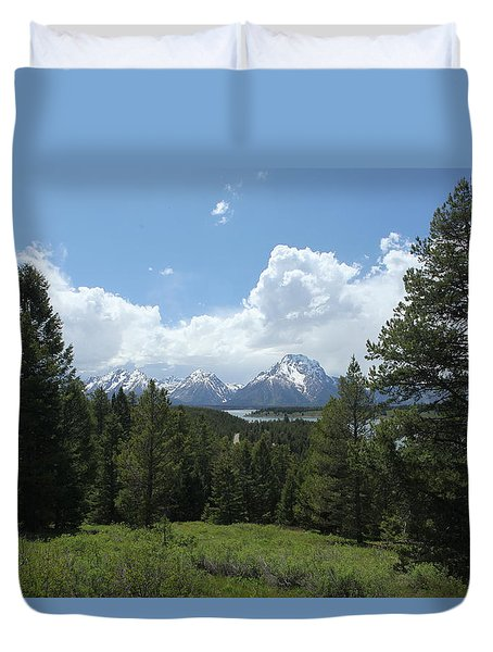 Wyoming 6500 Duvet Cover