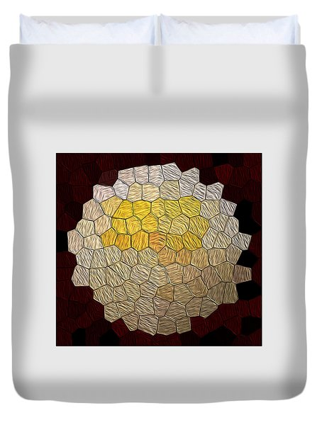 X-mas Tiles Duvet Cover