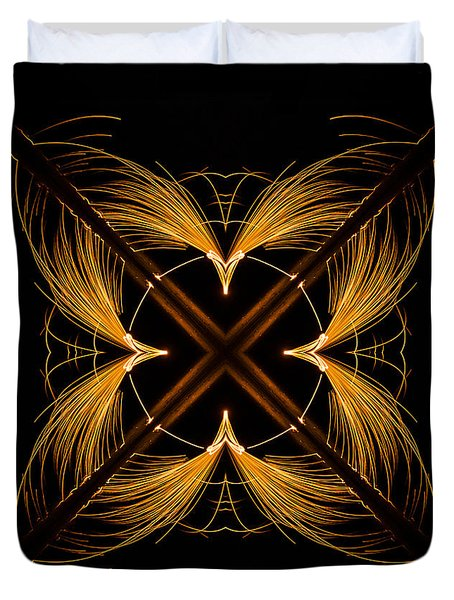 X  Duvet Cover