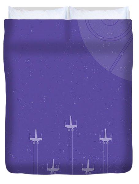 X-wing Attack Duvet Cover