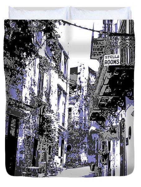 Xania Street Duvet Cover
