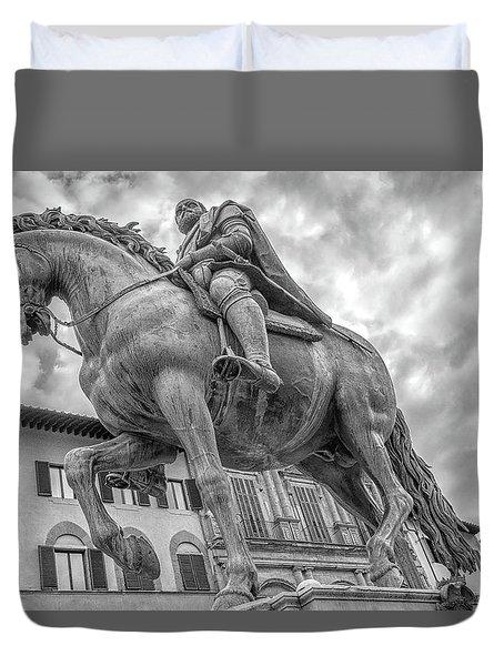Cosimo De Medici Duvet Cover