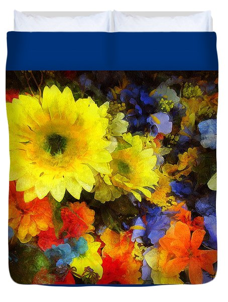 Xtreme Floral Seventeen Into The Depths Duvet Cover