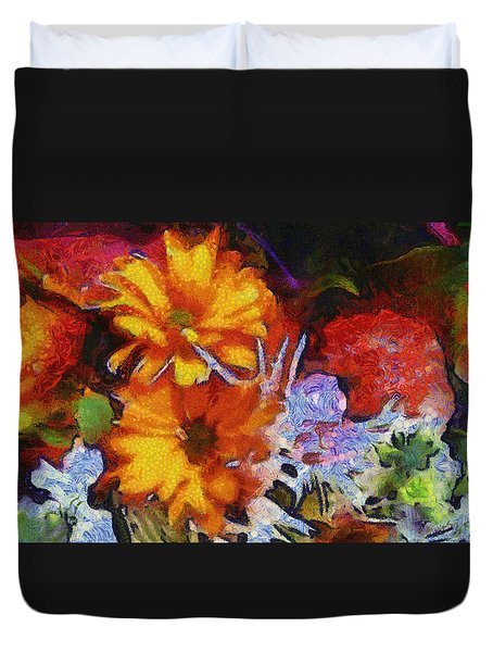 Xtreme Floral Two Duvet Cover