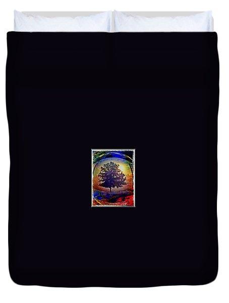 Yakshis Duvet Cover