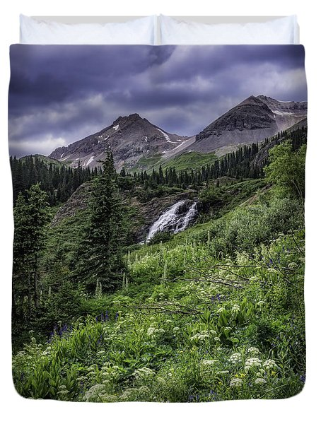 Yankee Boy Basin #1 Duvet Cover