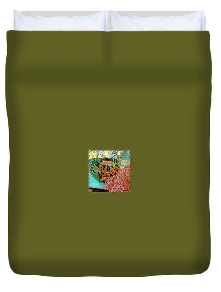 Yarn Bowl Duvet Cover