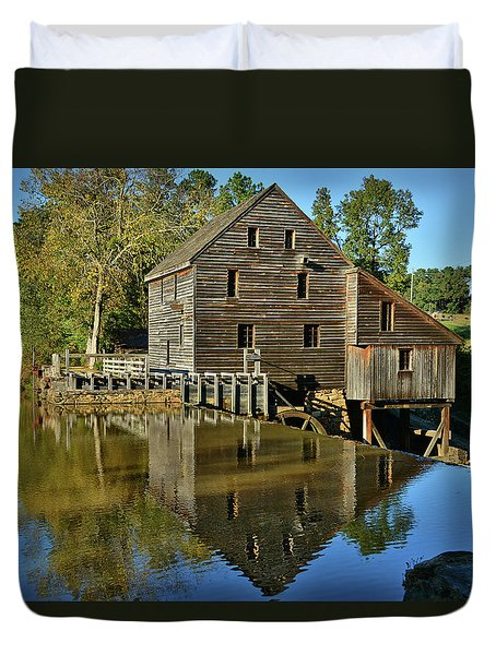 Yates Mill Duvet Cover