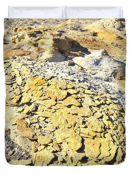 Yellow Brick Road Duvet Cover