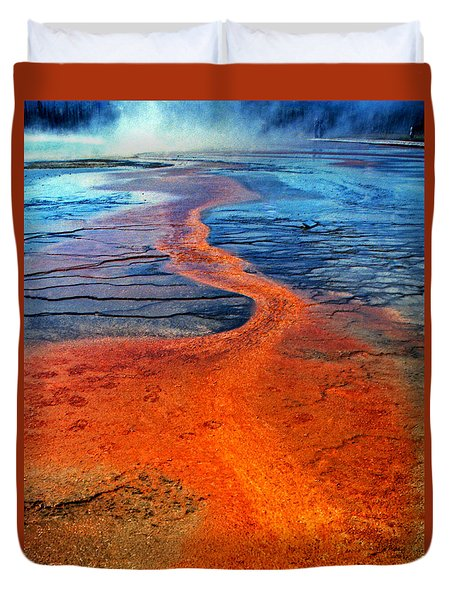 Yellowstone 1 Duvet Cover