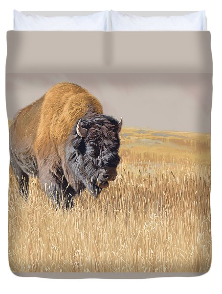 Yellowstone King Duvet Cover