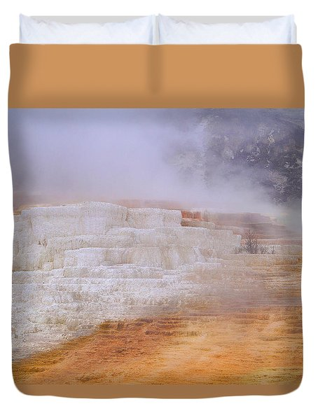 Yellowstone Magic Duvet Cover