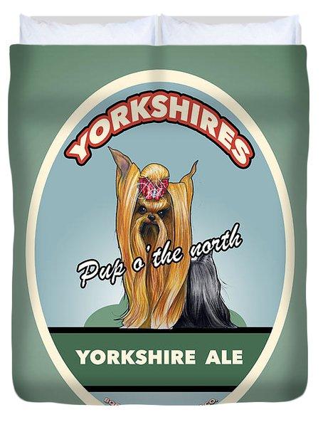 Yorkshire Ale Duvet Cover