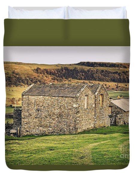 Yorkshire Stone Barns Duvet Cover