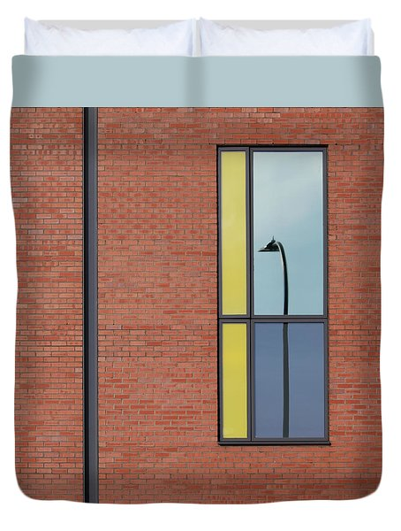 Yorkshire Windows 4 Duvet Cover