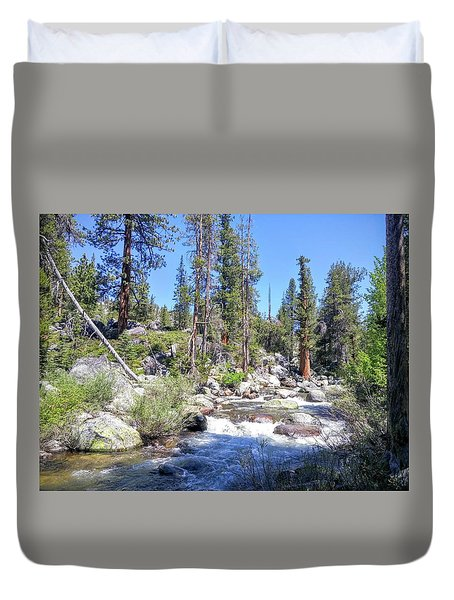 Yosemite Rough Ride Duvet Cover