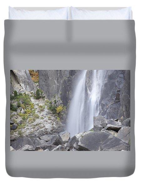 Yosemite Duvet Cover by Matthew Bamberg